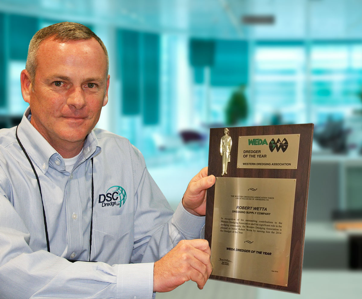 2014 Dredger Of The Year Award